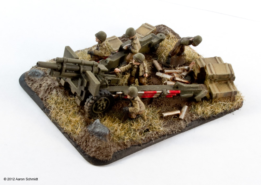 how to make smoke markers for flames of war