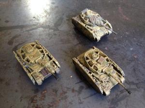 PanzerIVhPlatoon