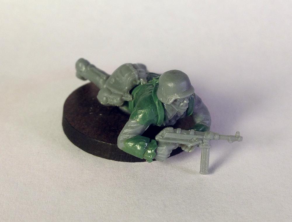 Bolt Action Panzerpioneers