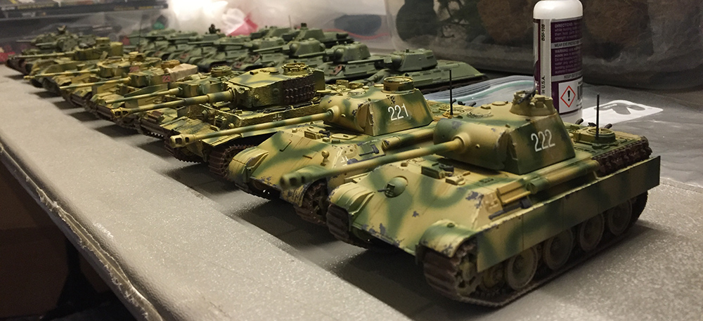 Bolt Action & Battle of Kursk at Adepticon